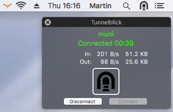 VPN Configuration for macOS | IT services at Masaryk Univesity