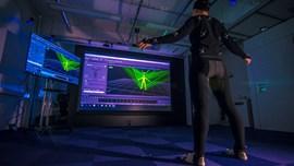 Monitoring pohybů a interakcí v Hume Lab