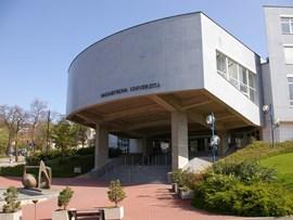 Actual fakulty building
