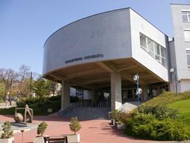 Současná budova ESF