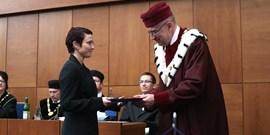Cena rektora pro vynikající doktorandy