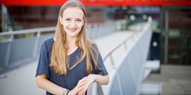 Mladá medička Barbora Čechová z Muni se dostala mezi Čechy roku