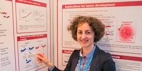 Osmnáctiletá Češka vyhrála soutěž o nejlepšího mladého vědce Evropy. Porota ocenila její výzkum rakoviny.