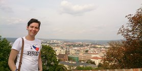 Serbian student at FEA: Living and studying in Brno positively changed my life