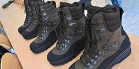 České boty pojedou na Antarktidu