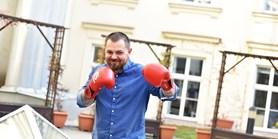 Politolog a boxer Šmíd: Do ringu už nechodím, boxovat jsem si přál odmalička
