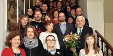 85. narozeniny profesora Vladimíra Podborského