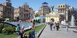 Stáž v Kyjevě