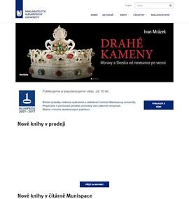 Nakladatelství Masarykovy univerzity