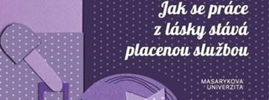 Nová kniha pod vedením Adély Souralové vyšla v nakladatelství Munipress