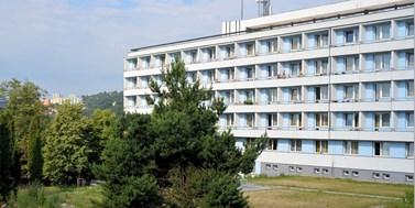 Vinařská Halls of Residence