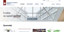 Nové webové stránky ESF