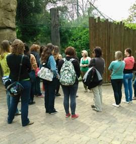 Exkurze do Zoo Brno