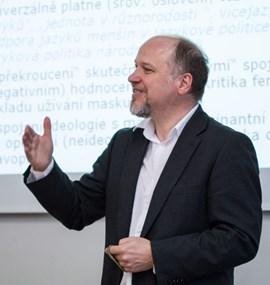 Přednáška prof. Dr. Marka Nekuly