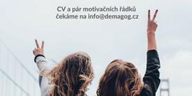 Stáž v projektu Demagog.cz