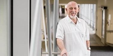 Dokončení rostoucí endoprotézy je splněný sen