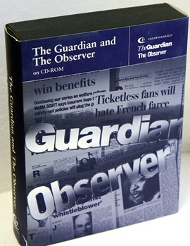 CD – Guardian + Observer