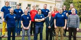 Na českou antarktickou stanici vyráží rekordně velká expedice