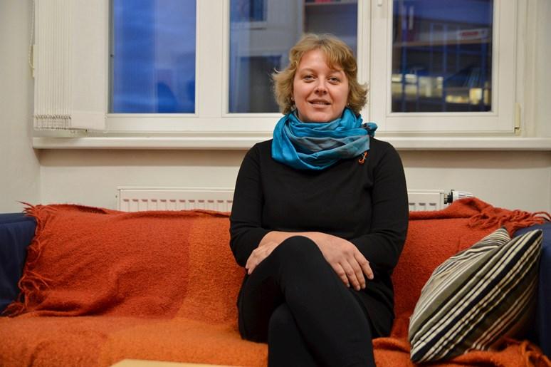 Irena Kašparová v současnosti vyučuje na katedře sociologie a pracuje na knize věnované jejím zkušenostem z výzkumu. Foto: Eva Bartáková
