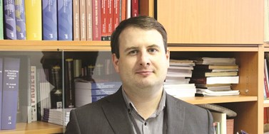 Jaromír Tauchen: VNěmecku je univerzitní knihovna plná iv srpnu