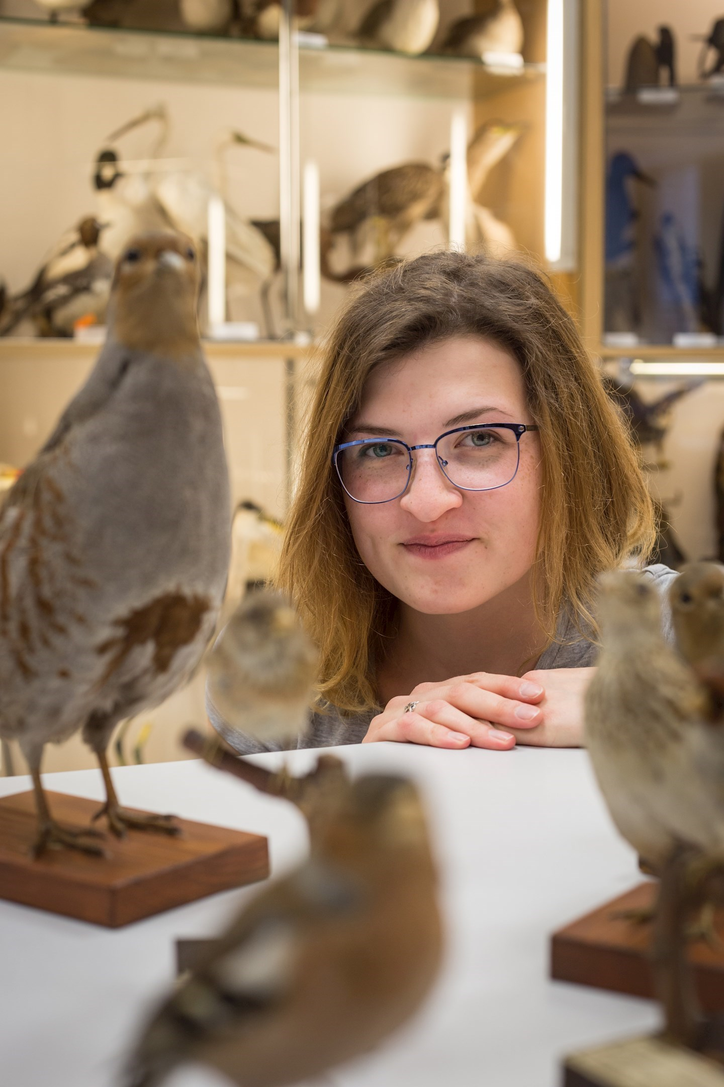 Zlatica Kalužná, studentka biofyziky z Kysuckého Nového Mesta