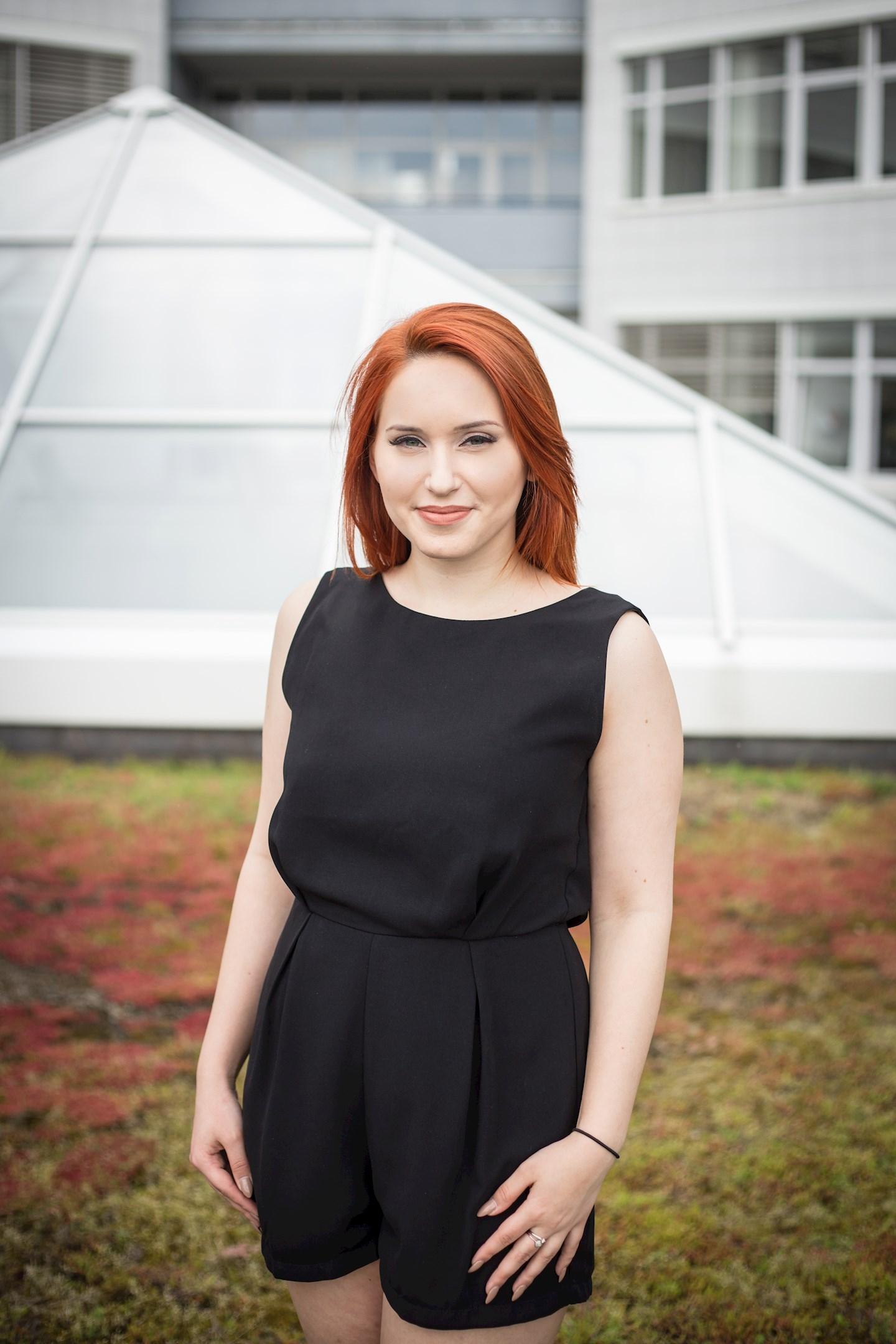 Lucie Pražáková, studentka veřejné ekonomiky a správy z Valtic