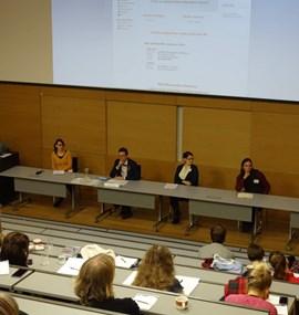 Přednášky, konference, workshopy
