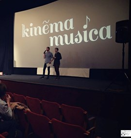 kinẽma musica