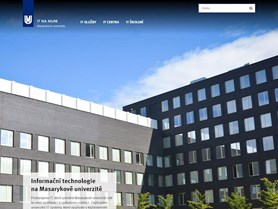 IT services at Masaryk Univesity