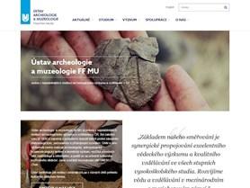 Ústav archeologie a muzeologie