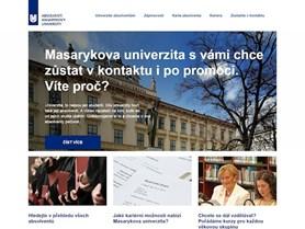 Absolventi Masarykovy univerzity
