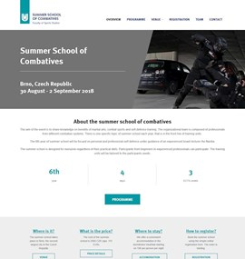 International Summer School of Combatives