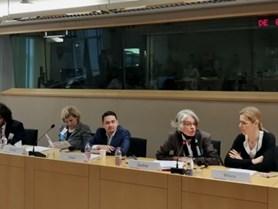 V Bruselu vědci prezentovali výzkumy zaměřené na mladou generaci