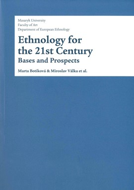 Ethnology for the 21st Centrury