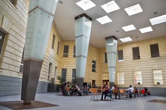 Nové Oddělení pro výzkum a projektovou podporu nahradilo Oddělení pro vědu a doktorské studium a Úsek projektové podpory. Foto: Eva Bartáková