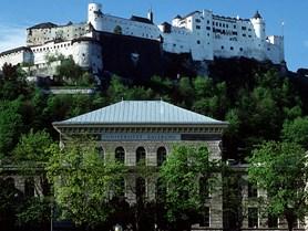 Pracovní místo: Doktorand na univerzitě Salzburg