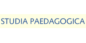 New Issue of Studia paedagogica