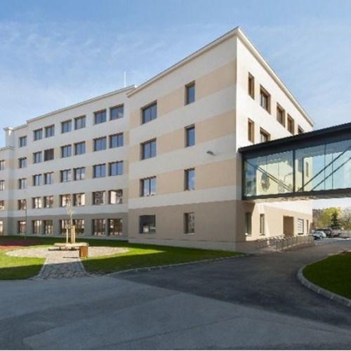 2013 - slavnostní otevření budovy CVIDOS