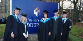 Studium na University of Huddersfield – informační schůzka