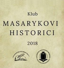 MASARYK HISTORIANS' CLUB