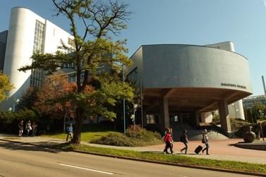 budova Ekonomicko-správní fakulty Masarykovy univerzity