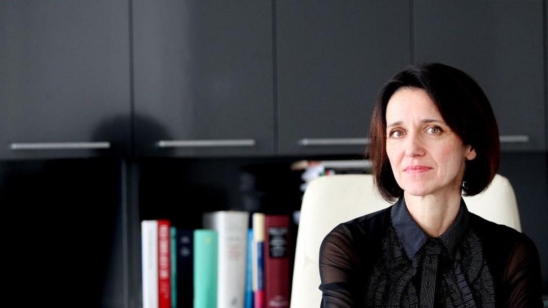 Kateřina Šimáčková, host debaty po projekci Českého století, 5. dubna 2018