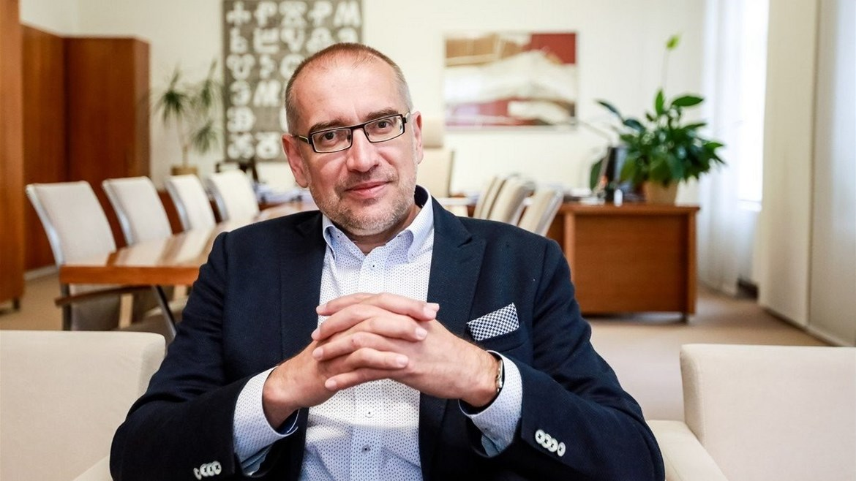 Mikuláš Bek, host debaty po filmu TGM Osvoboditel, 27. února 2018