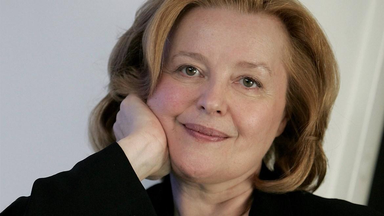 Magda Vášáryová,  host debaty po projekci Českého století, 5. dubna 2018