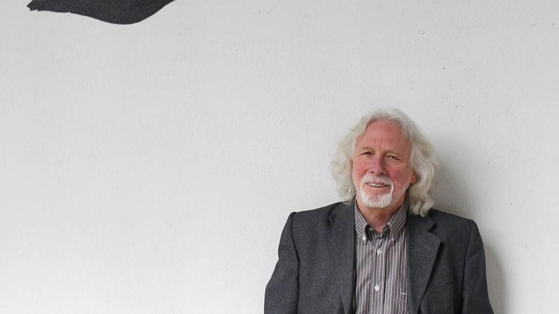 Petr Oslzlý, host debaty po projekcí filmu Občan Havel, 10. dubna 2018