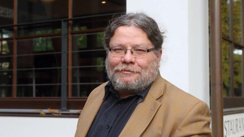 Alexandr Vondra, host debaty po projekcí filmu Občan Havel, 10. dubna 2018