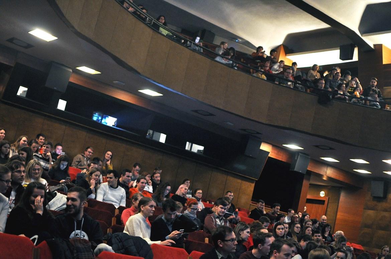 27.2. 2018 / Publikum