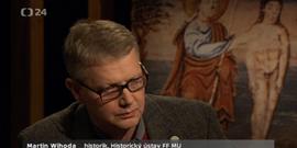 Martin Wihoda o Karlu Velikém v Historii.cs