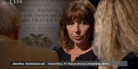 O osvícenství, věku rozumu na Moravě se Zdeňkou Stokláskovou v Historii.cs