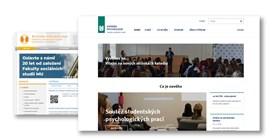 Katedra psychologie má nové internetové stránky